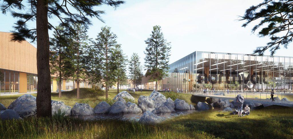 146 miljoner i stöd till Northvolts batterianläggning i Västerås