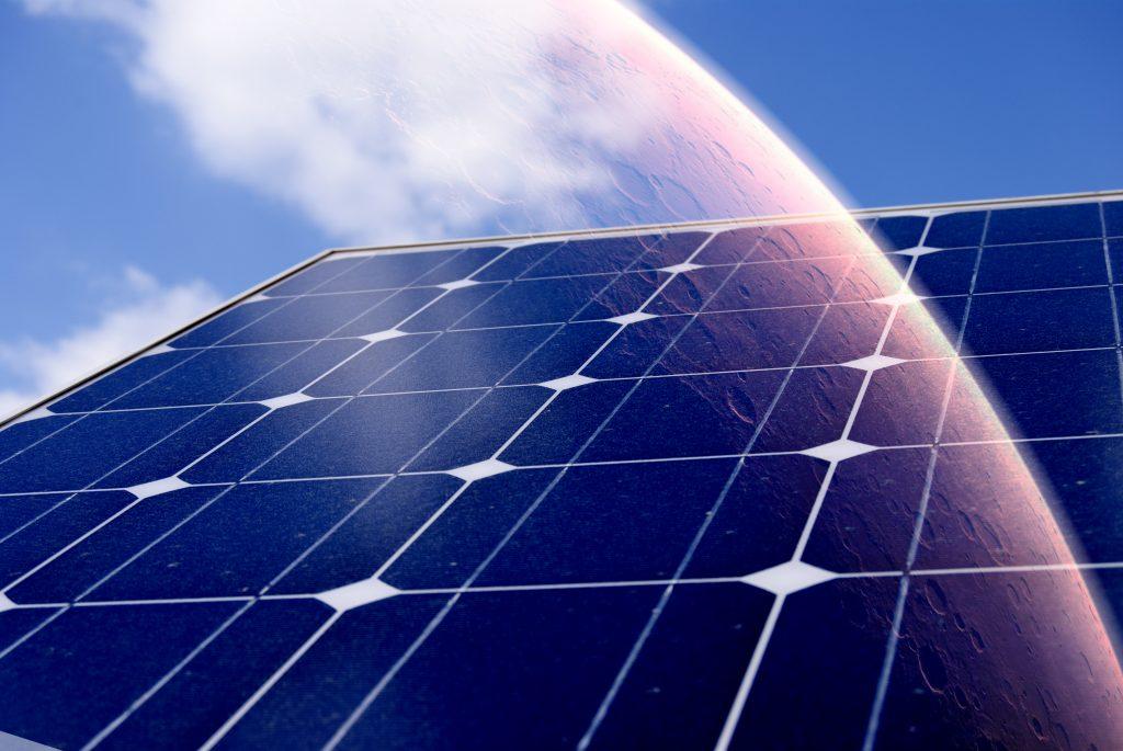 Elbolaget Bixia lånar tak av företag för att kunna producera mer solel