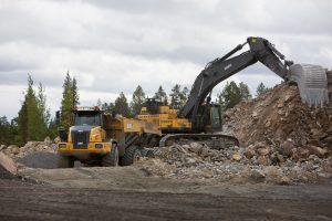 Svenskt gruvavfall blir värdefulla mineraler i nytt samarbete