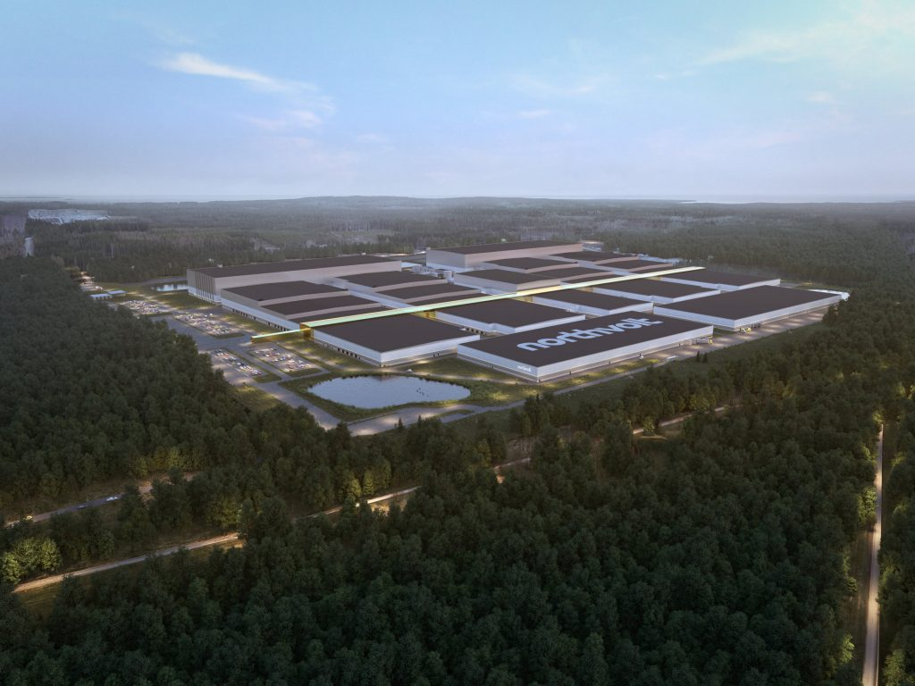 Finansieringen äntligen säkrad – nu byggs batterifabriken i Skellefteå