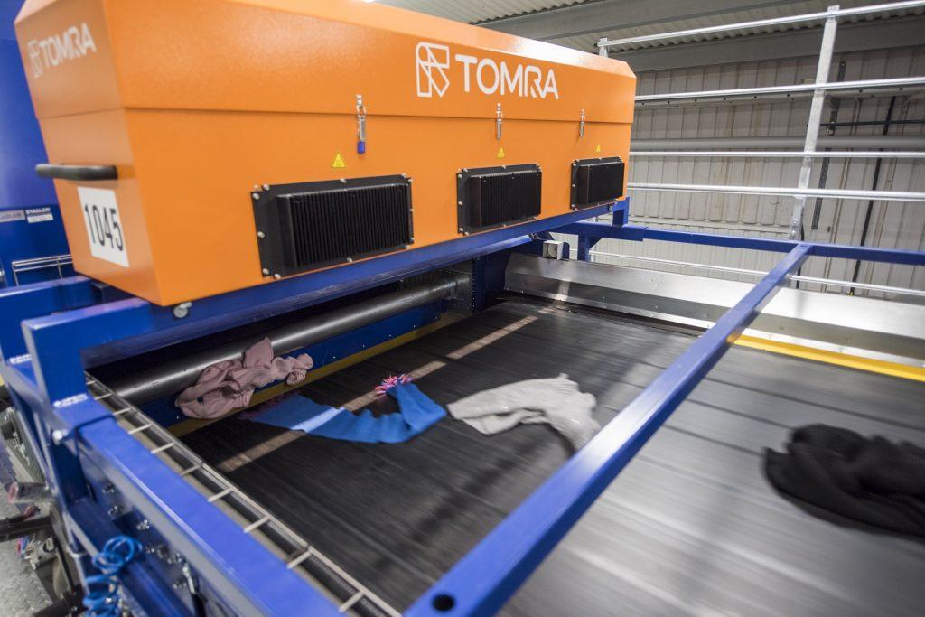 Världsunik anläggning för textilsortering byggs i Malmö